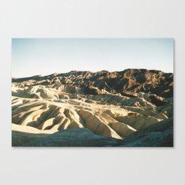 Desert Dreams 7 Canvas Print