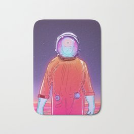 Space Dream Bath Mat