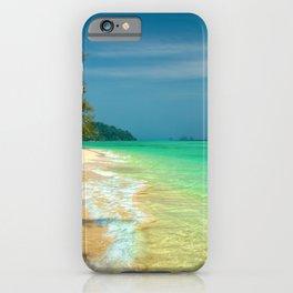 Holiday Destination iPhone Case
