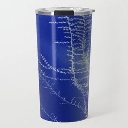 Outgrow-blue  Travel Mug