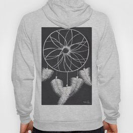 Feathered Dream Catcher Hoody