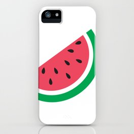 Water My Melons iPhone Case