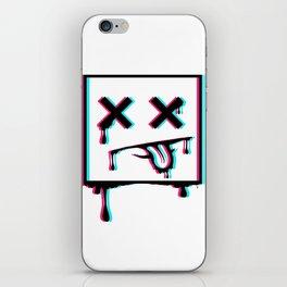 Dead Pixel CMK iPhone Skin