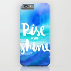 Rise & Shine [Collaboration with Jacqueline Maldonado] Slim Case iPhone 6s