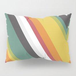 Triangles - Rainbow Dash Pillow Sham