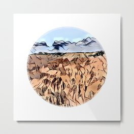 Cedar Breaks Metal Print