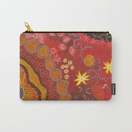 Aboriginal summer Carry-All Pouch