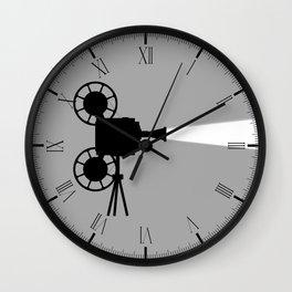 Movie Cine Projector Wall Clock