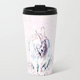 COTTONTAIL PINK Travel Mug