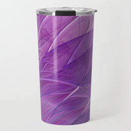 Protection, Abstract Fractal Art Travel Mug