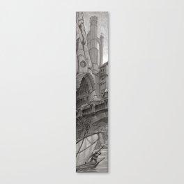 Tower 4 Canvas Print