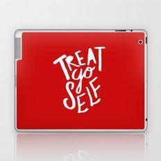Treat Yo Self: Holiday Edition Laptop & iPad Skin