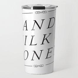 Land of Milk & Honey Travel Mug