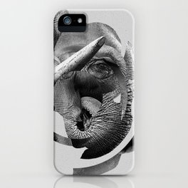 / skin / elephant iPhone Case