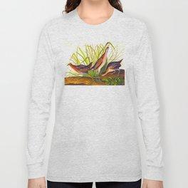 Sora, or Rail Bird Long Sleeve T-shirt