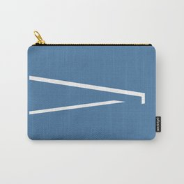 The Letter V Carry-All Pouch