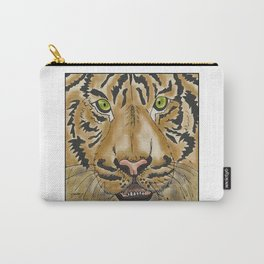 Jungle Eyes Carry-All Pouch