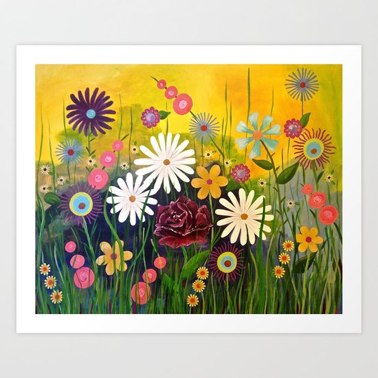 Spring Love IV Art Print