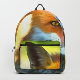 Foxy by Nature Backpack