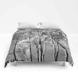 Ghost Gums Comforters