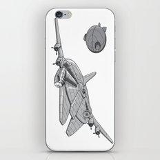 Centenium Falcon iPhone & iPod Skin