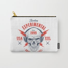 bad skull Carry-All Pouch
