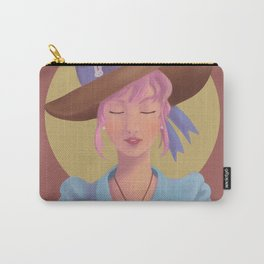 Hat Girl - Candy Color Carry-All Pouch