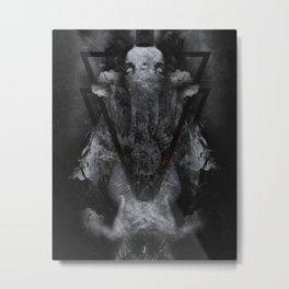 Sponsa Metal Print