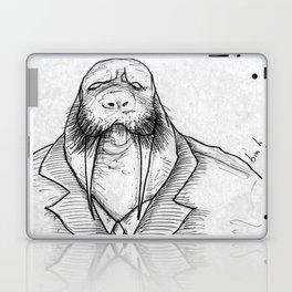 Mr Walrus u cant dance.. Laptop & iPad Skin