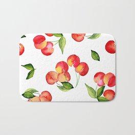 Bowl of Cherries Bath Mat