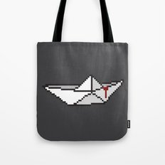 IT (Pixelwise the Clown) Tote Bag