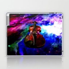 violin nebula Laptop & iPad Skin
