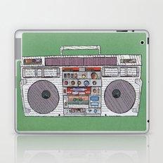 paper jams Laptop & iPad Skin