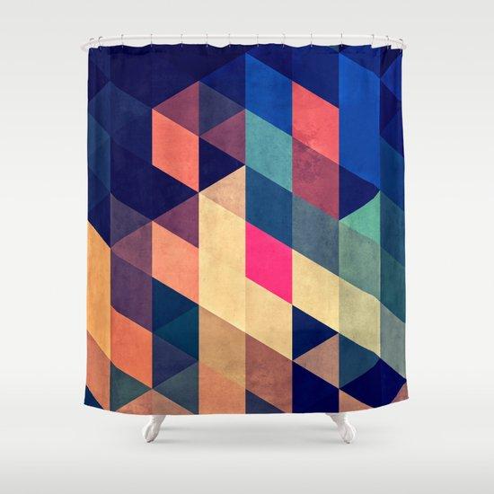 wyy Shower Curtain