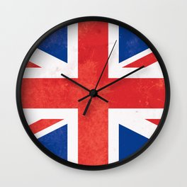 UK Wall Clock