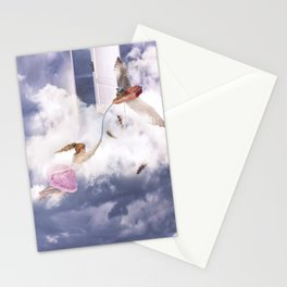 Aprender a volar Stationery Cards