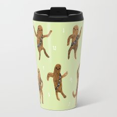 Wookie Dance Party Travel Mug