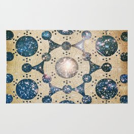 The Wiltshire Circle Rug