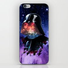 THE DARTH FATHER iPhone & iPod Skin