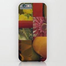 Flowers & Fruit Slim Case iPhone 6s