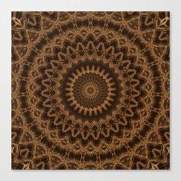 Sequential Baseline Mandala 29 Canvas Print