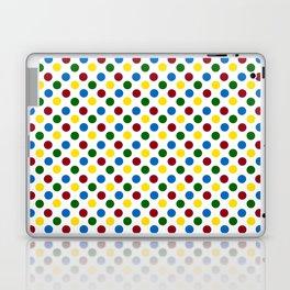 School Days Polka Dots Laptop & iPad Skin