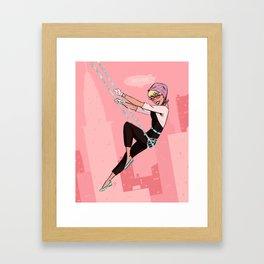 Gwen Framed Art Print