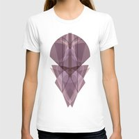 glass T-shirts featuring Glass by La Señora