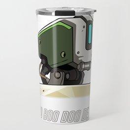 BOO BOO DOO DE DOO- Bastion Travel Mug