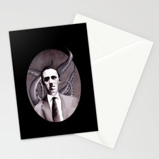 Shuddering At The Nameless Things Stationery Cards