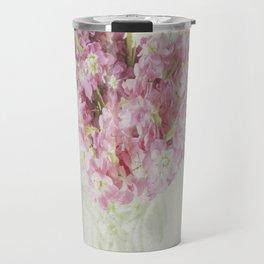Flower-Art Travel Mug