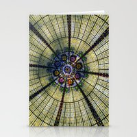 kaleidoscope Stationery Cards featuring Kaleidoscope   by Laura George