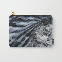Abstract Of The Sea Carry-All Pouch