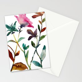 Garden Play 2 Stationery Cards